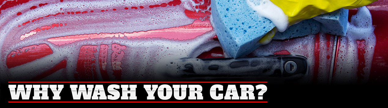 Why Wash Your Car? | Tom Hodges Mitsubishi | Hollywood, MD
