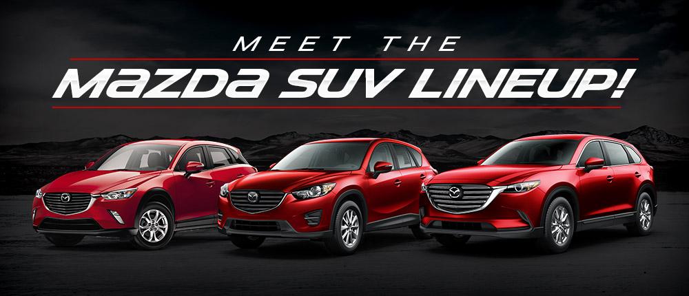 Mazda Suv Lineup In Memphis Tn