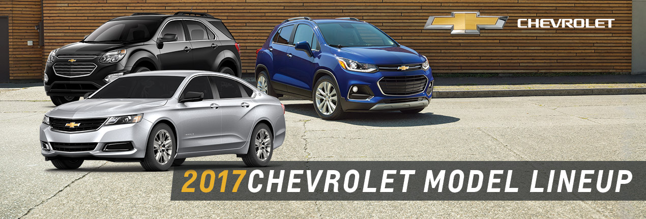 Summit Autogroup - 2017 Chevy Lineup