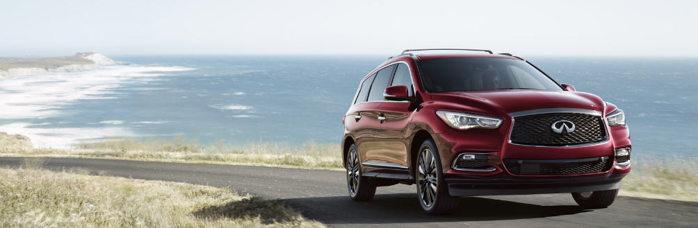 2020 INFINITI QX60 Luxury Features | Toronto, ON