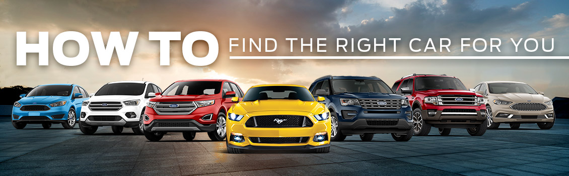Nick Nicholas Ford Lineup - how to pick the right car for you