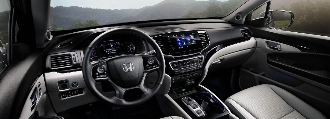 2020 Honda Pilot Interior Russell Honda North Little Rock Ar