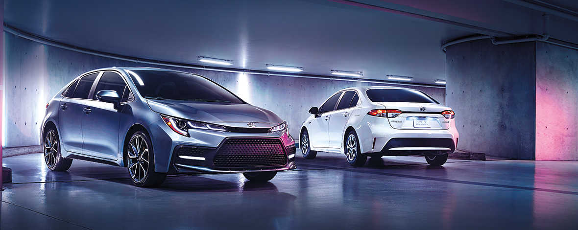 2020 Toyota Corolla Background | Toronto, ON
