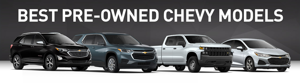 DAG | Pre-Owned Chevy Models | Toronto, ON