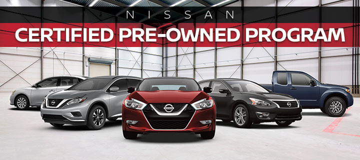 Nissan Certified Pre Owned >> Nissan Certified Pre Owned Program James Ceranti Nissan