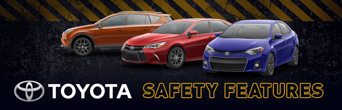 Toyota Safety Features