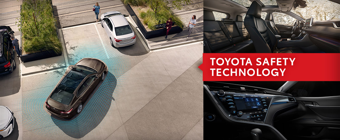 Toyota Safety Technology High River Toyota | Calgary, AB