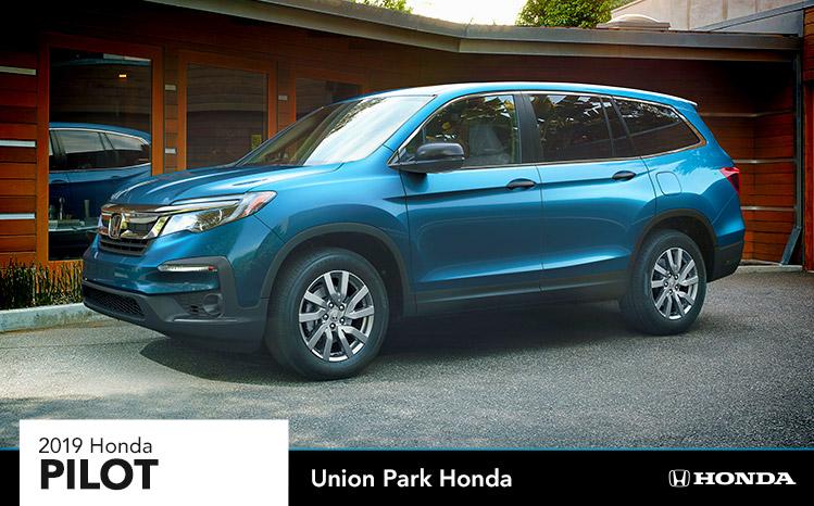 2019 Honda Pilot Union Park Honda Wilmington De