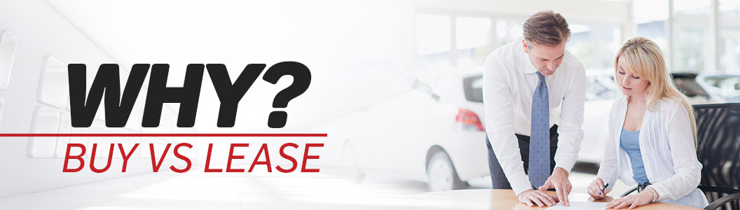 Buy Vs. Lease | Terry Reid Mitsubishi | Cartersville, GA