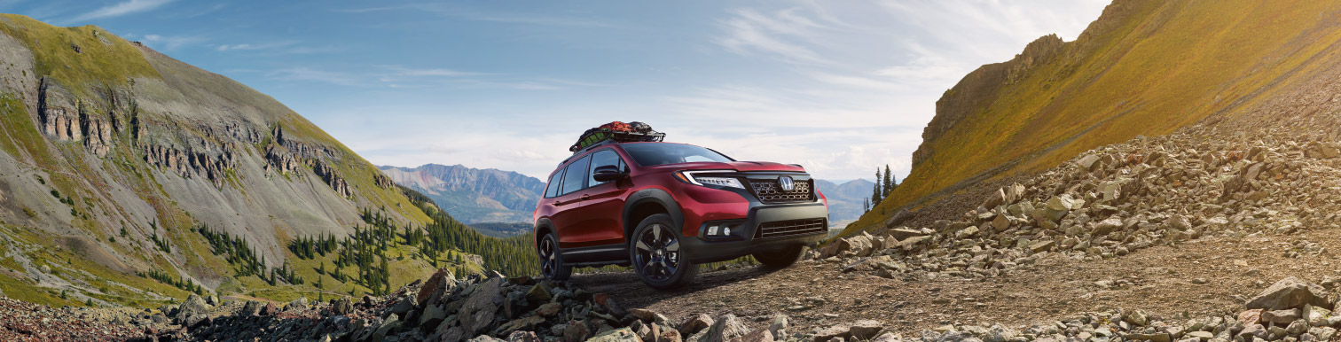 2019 Honda Passport |  Best New SUVs Springfield MO