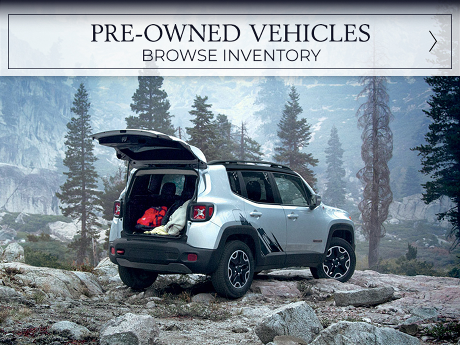 Browse Pre-Owned Inventory
