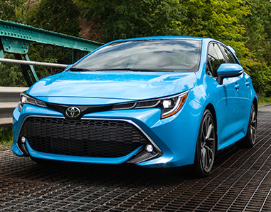 2019 Toyota Corolla Hatchback Performance | Downtown Toyota | Toronto, ON