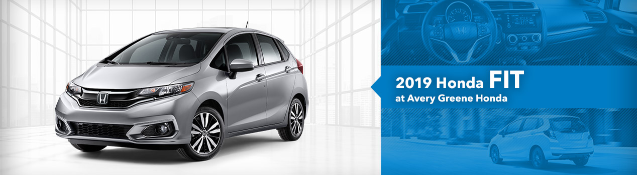 2019 Honda Fit | Avery Greene Honda | Vallejo, CA