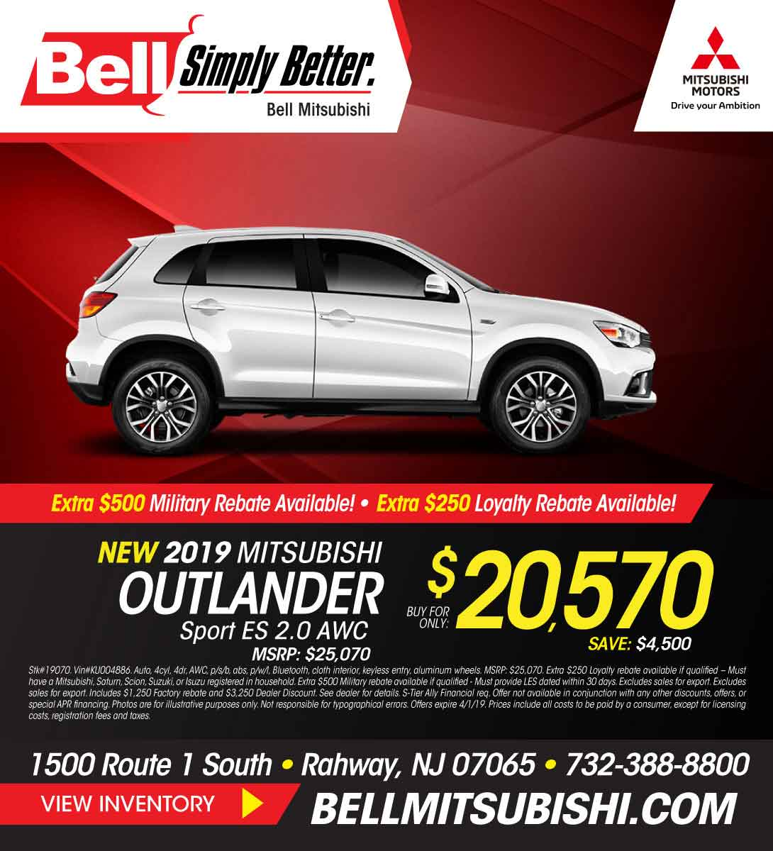 BLM-574-February-Landing-Pages_2019-Outlander-Sport-ES_BUY