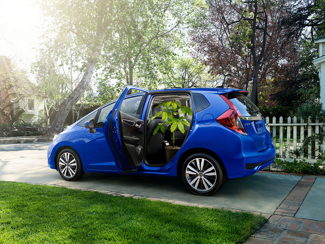 2018 Honda Fit Vehicle Spotlight - Avery Greene Honda - Vallejo, CA