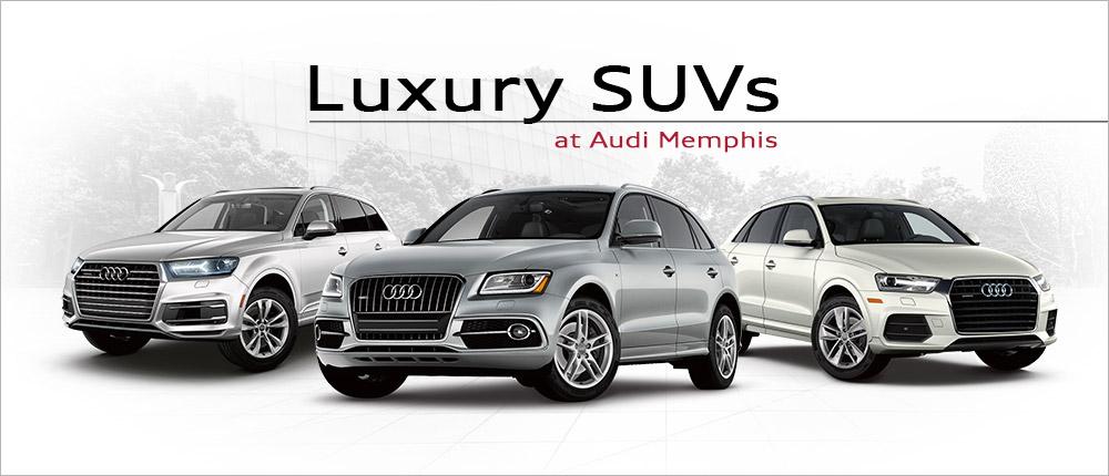 Audi Luxury SUVs Memphis TN Audi Memphis - Audi suv models