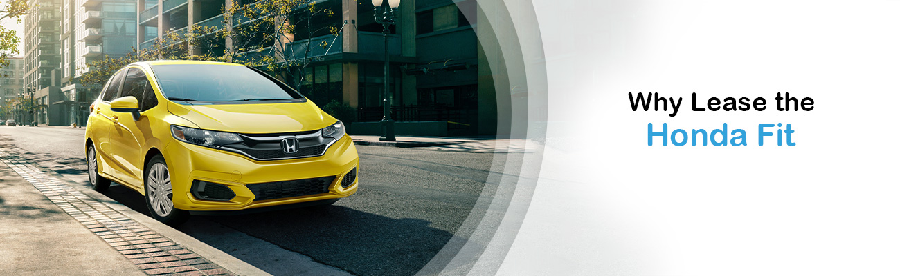 Why Lease The Honda Fit | Avery Greene Honda | Vallejo, CA