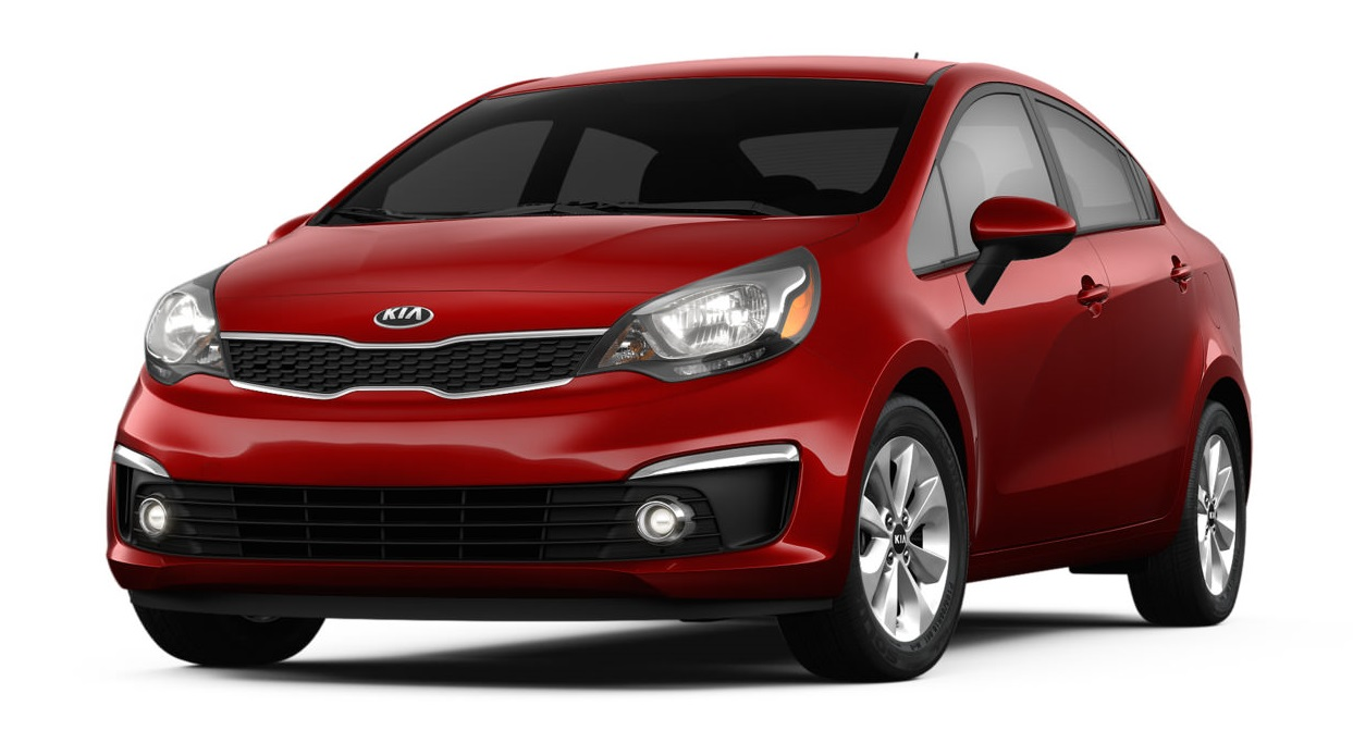 Kia Rio Safety & Technology