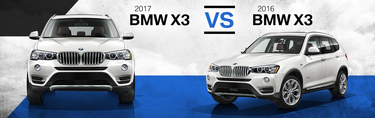 BMW X3 Comparison  Habberstad BMW  Bay Shore NY