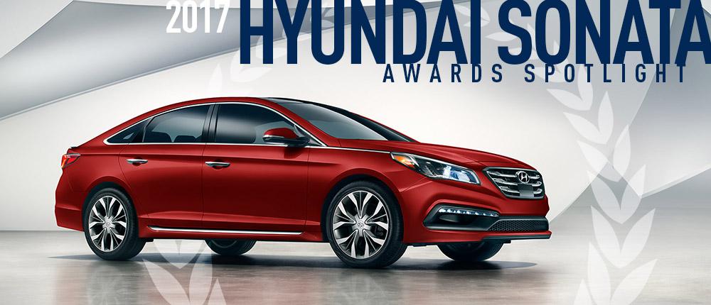 Hyundai Sonata Awards Spotlight