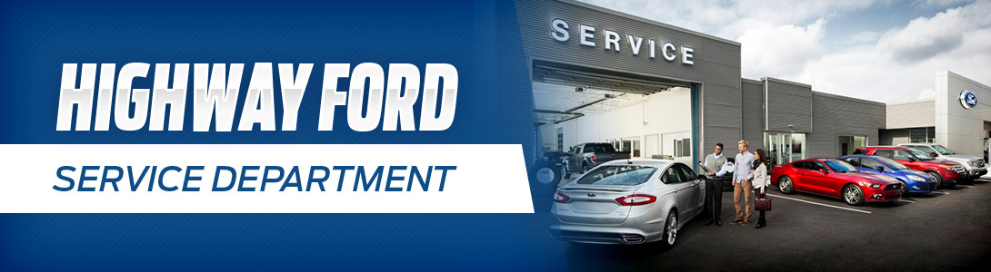 Highway Ford - Service Department - Deridder, LA