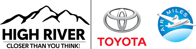 High River Toyota Logo