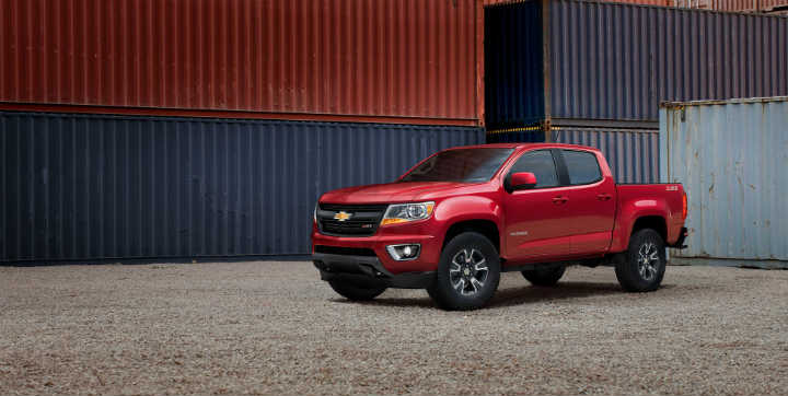 2018 Chevrolet Colorado at Carl Hogan | Columbus, MS