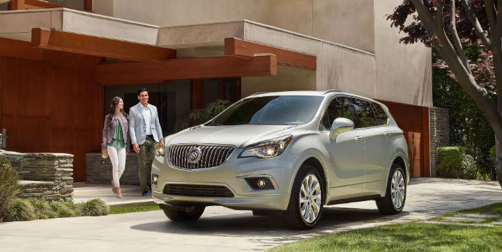 2018 Buick Envision | Columbus, MS