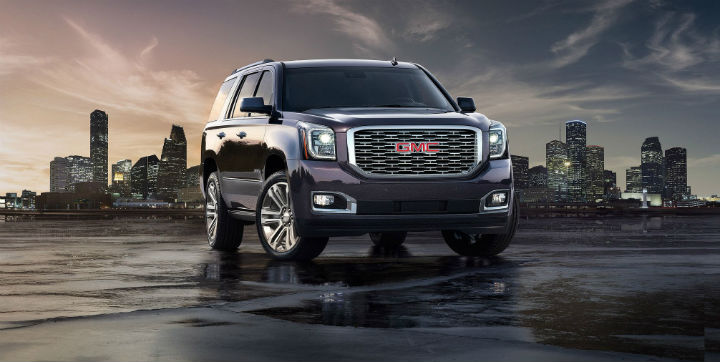 2018 GMC Yukon at Carl Hogan | Columbus, MS