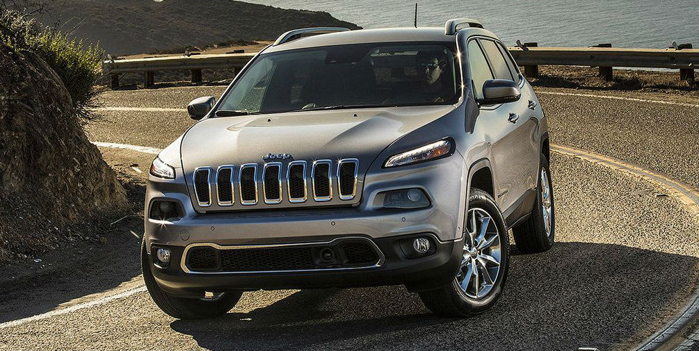 2018 Jeep Cherokee at Carl Hogan | Columbus, MS