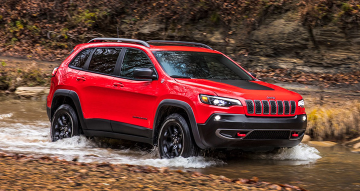 2019 Jeep Cherokee | Columbus, MS