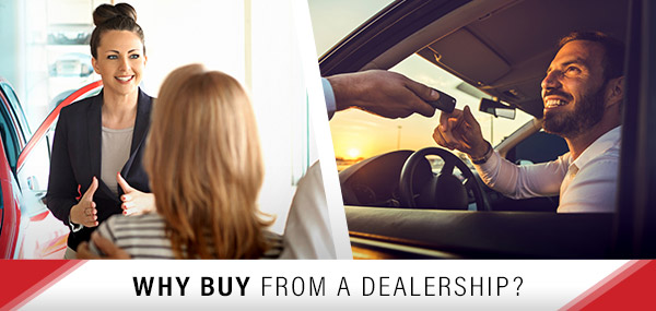 Why Buy From A Dealership | Columbus, MS