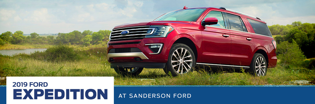 2019 Ford Expedition | Sanderson Ford | Glendale, AZ