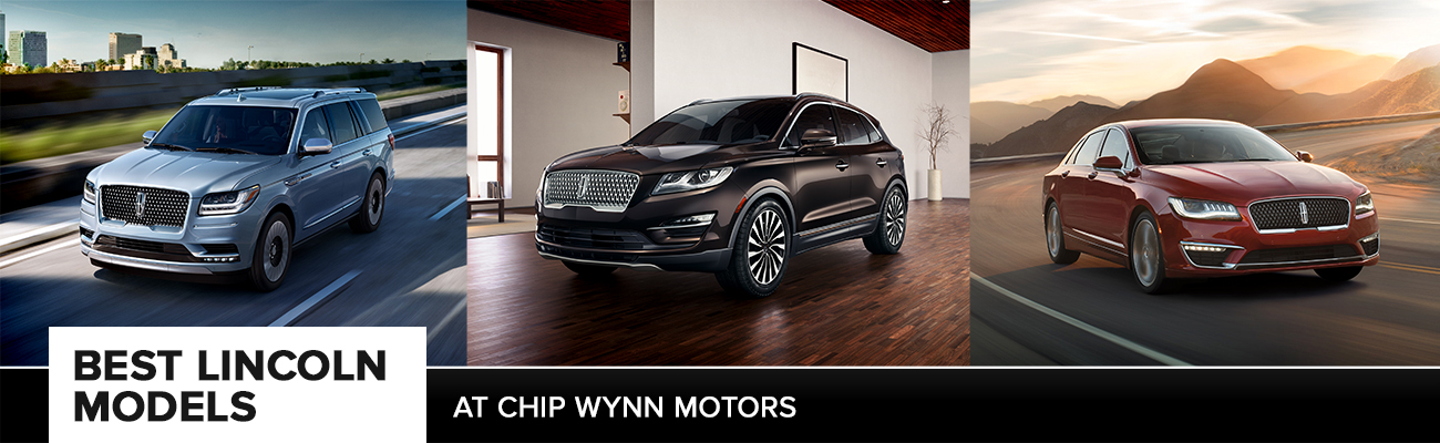 Used Lincoln Models | Paducah, KY | Chip Wynn Motors