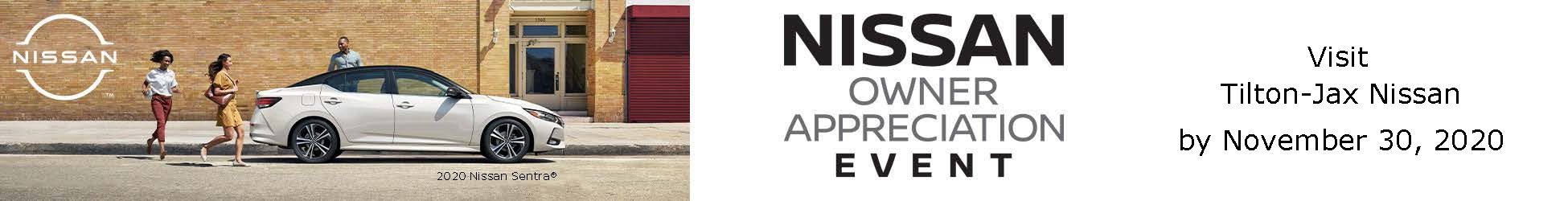 Nissan Owner Appreciation Event | Quad Cities, IA