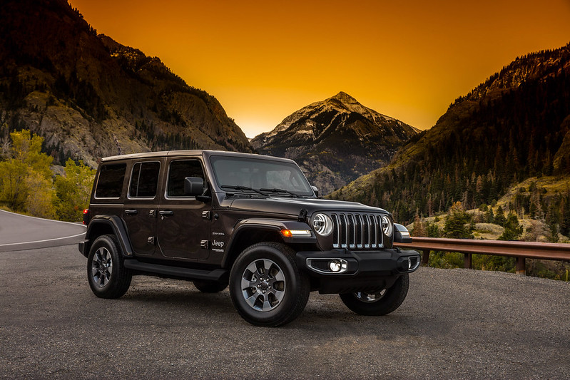 2020 Jeep® Wrangler Performance | Toronto, ON