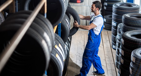Time To Store Your Tires