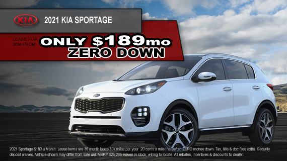 Kia Lease Offers