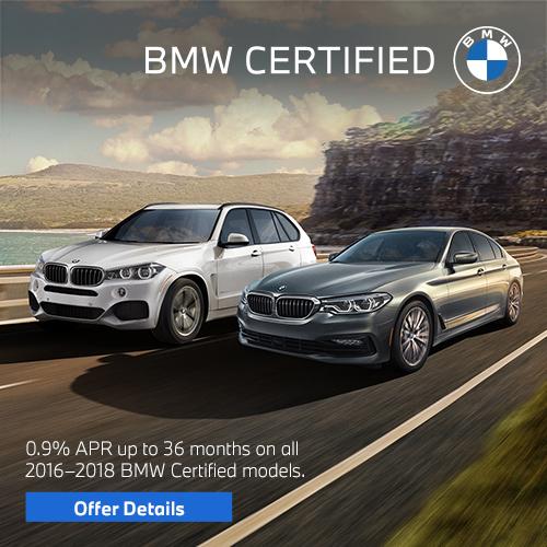 BMW CPO August 2020