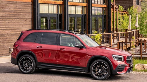 The All-New 2020 Mercedes-Benz GLB Has Arrived