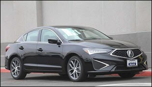 Amazing Offer: New 2020 Acura MODEL Special