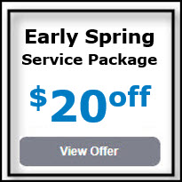 Early Spring Service Package