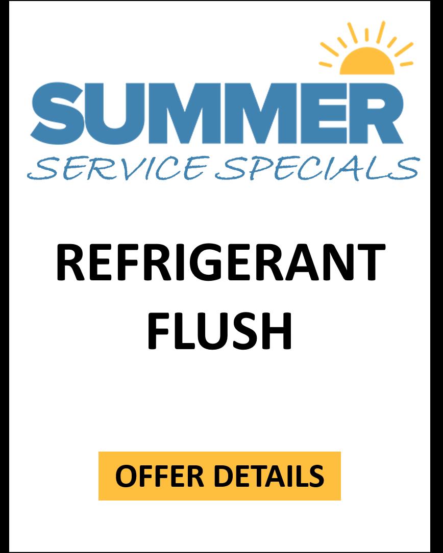 Refrigerant Flush
