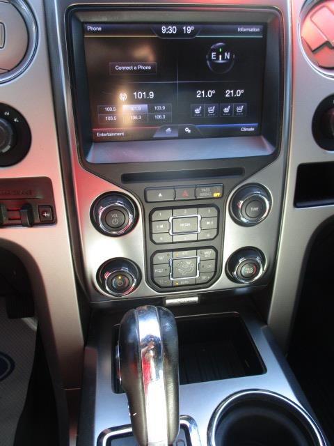 2013 Ford F-150 4WD SUPERCREW 157 FX4