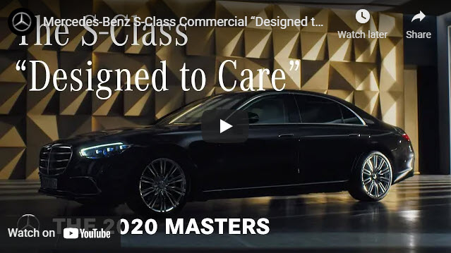 The All-New S-Class