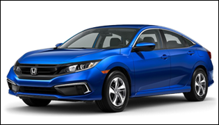 Special Offer: Select New 2021 Honda Civic Sedan Models