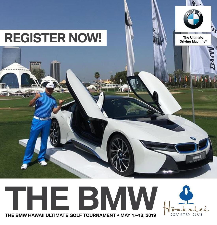 The BMW Golf Tournament