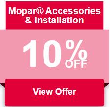 Mopar Accessories and Installation