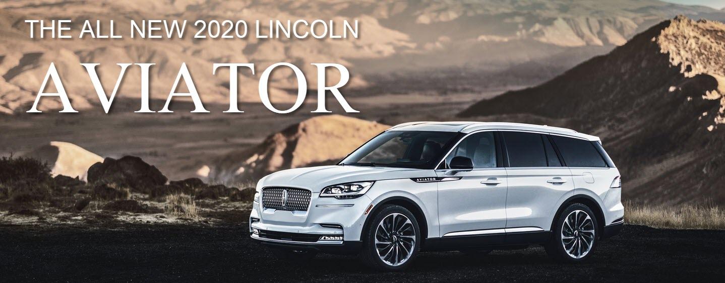 2020 Lincoln Aviator Pre-Order
