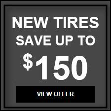 Coupon - New Tire Savings